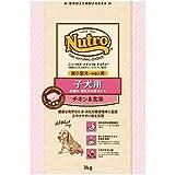 ニュートロジャパン ナチュラルチョイス [超小型犬-中型犬用] 子犬用 チキン&玄米 3kg