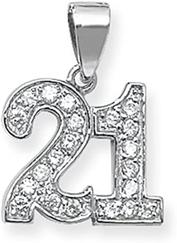 ahorra hasta un 80% Para Para Para hombre plata de ley 21st colgante en un collar de cordón de cuero negro  centro comercial de moda