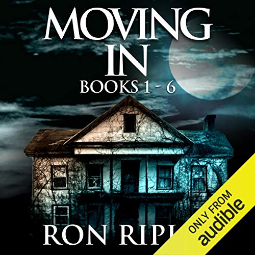 Moving In Series Box Set Books 1 - 6: Supernatural Horror with Scary Ghosts and Haunted Houses