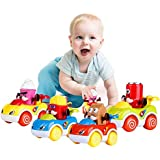 LUKAT 1 Year Old Boy Gifts, Toddler Toy Cars...
