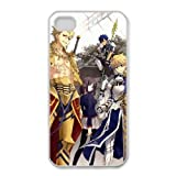 HD exquisite image for iPhone 4 4s Cell Phone Case White fate prototype MIO9258084