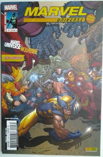 Marvel universe hs 13