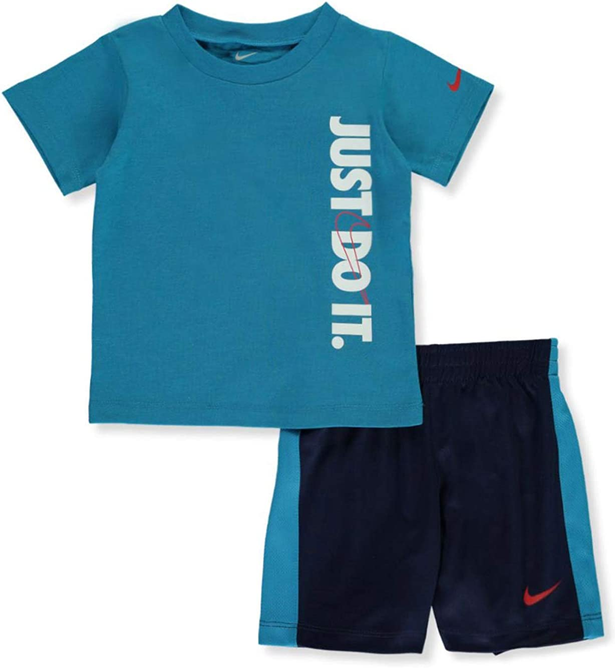 Nike Baby Boys' 2-Piece Shorts Set Outfit