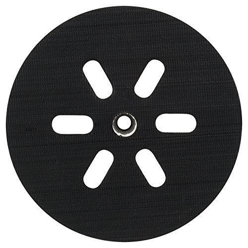 Bosch Professional soft Schleifteller (für Lack / Spachtelmasse / Putz, Zubehör für Exzenterschleifer)