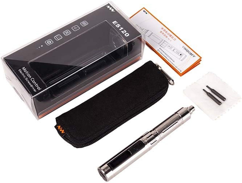 LEWWB ToolPAC verbesserte ES120 elektrische Motion-Control wiederaufladbare Schraubendreher Kit, Somatosensorischer Schraubendreher B07KZS1PLV | Angemessene Lieferung und pünktliche Lieferung