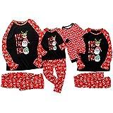 Pijama de Navidad para familia, niños, bebé, niño, pijama de manga larga para niña, dos piezas, pijama de invierno a cuadros, suave y cómodo