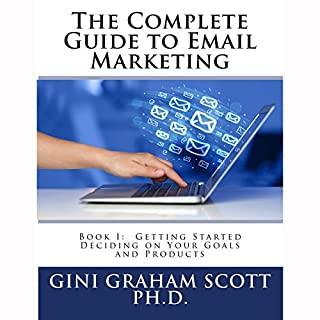 The Complete Guide to Email Marketing, Book 1 cover art