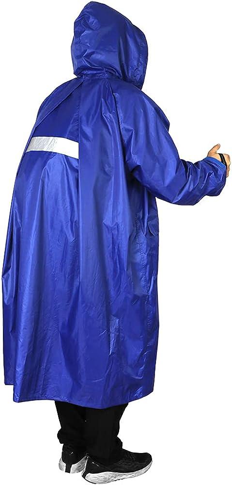 Popular standard Anyoo Waterproof Rain 100% quality warranty Poncho Lightweight Reusable Hooded Hiking