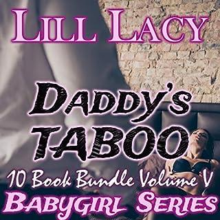 Couverture de Daddy's Taboo - 10 Book Bundle