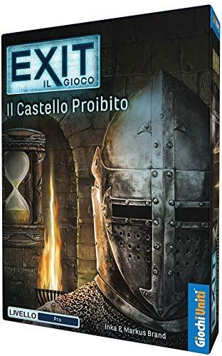 Exit: Il castello proibito - Escape Room da tavolo | Giochi Uniti