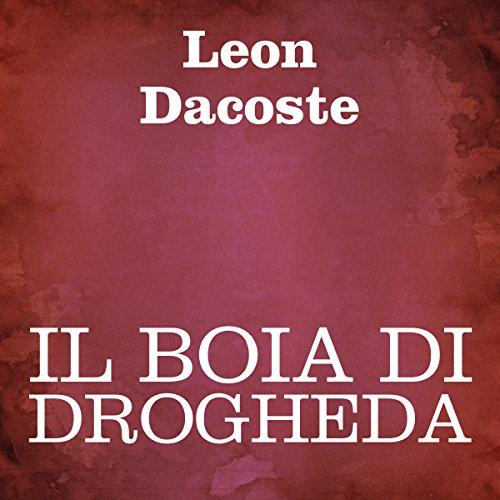 Il boia di Drogheda [The Executioner of Drogheda] cover art