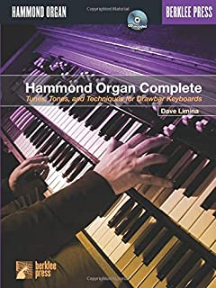 hammond organ lessons