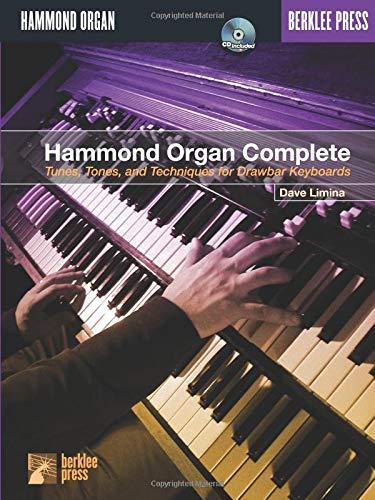 Hammond Organ Complete Bk/Cd: Noten, CD für Orgel