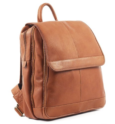 Claire Chase Anden Rucksack, Saddle (Beige) - 341