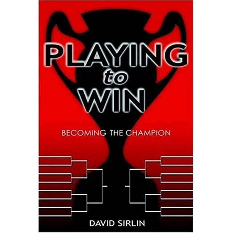 蒸留する費用敬礼Playing to Win: Becoming the Champion (English Edition)