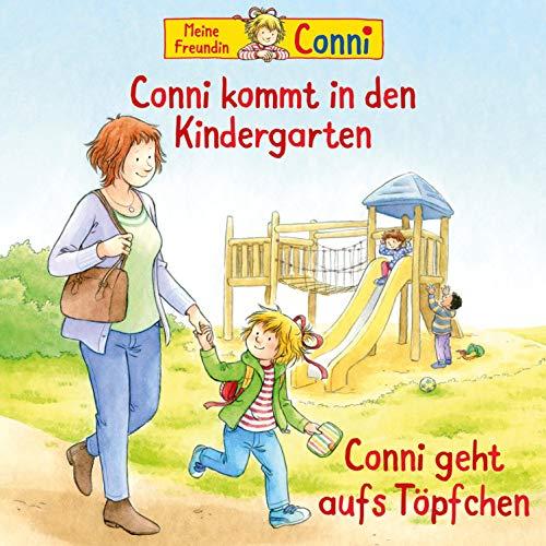 Conni kommt in den Kindergarten / Conni geht aufs Töpfchen Titelbild