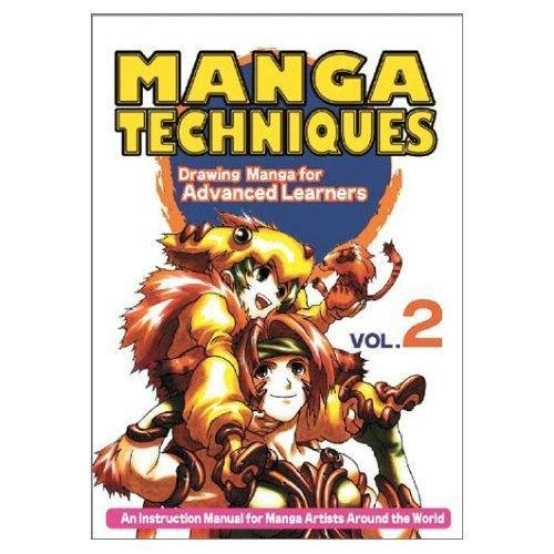 Manga Techniques 2