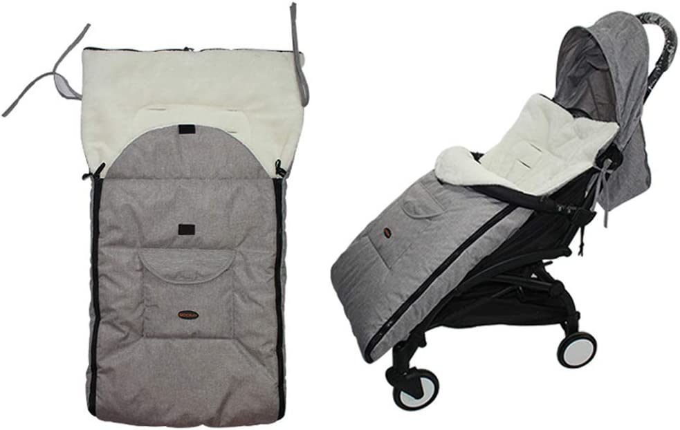 Kamonda Direct store Baby Sleeping Bag Infant Warm Thick Popular popular Winter Stroller Enve