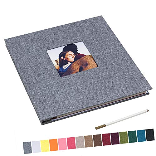 Self Adhesive Photo Album Magnetic Scrapbook Album 40...