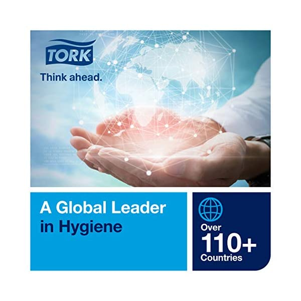 Tork 100278 Toallas de mano de papel extra suaves Tork Advanced/Toallas