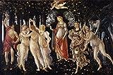Desiderata Gallery Primavera Botticelli, importiert aus