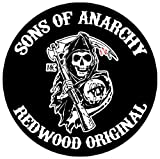 Son of Anarchy Decal Sticker Logo for Car Truck Window Wall Laptop Bumper Size 2'