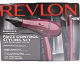 Revlon Frizz Control Styling Set