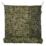L-KCBTY Sonnenschutz Camouflage Net - Tarnnetz Für Waldlandschaft, Tarp Für Woodland Jagd Outdoor,...