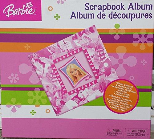 Barbie 12 X 12 Deluxe Scrap booking Album