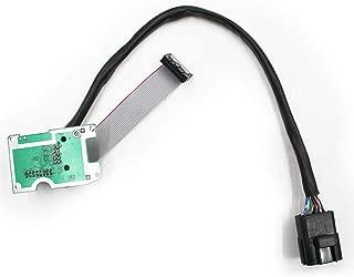 Koauto Monitor Plug Connector Fits Volvo ECU 14390065 EC210 EC240 EC290 EC360 Excavator