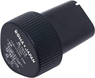 【日本規制検査済み】【稼働時間1.53倍】Makita BL1014 BL1013 互換 バッテリー ロワジャパンPSEマーク付 マキタ 対応 電動工具 10.8V 2.0Ah 増量 充電池