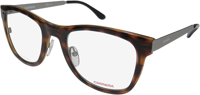 Carrera 5023 v Mens Womens Designer Fullrim Stainless Steel Interchangeable Modern Eyeglasses Eyeglass Frame