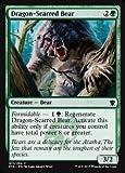 Magic The Gathering - Dragon-Scarred Bear (183/264) - Dragons of Tarkir - Foil
