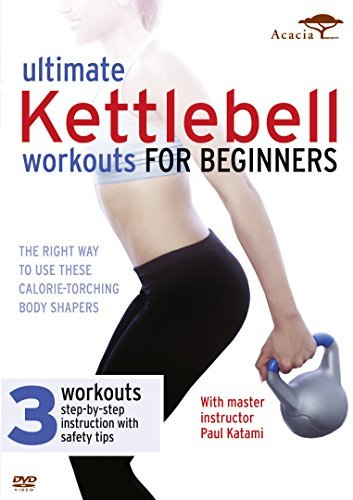 Ultimate Kettlebell Workouts for Beginners [DVD]