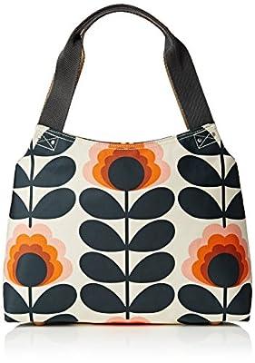 Orla Kiely Summer Flower Stem Classic Zip Shoulder