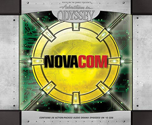 Compare Textbook Prices for Novacom Saga: 10 Hours of Action-Packed Audio Drama Adventures in Odyssey  ISBN 9781589975415 by AIO Team