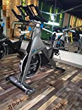 Mugar - Bicicleta Spinning Ciclo Indoor Profesional, MG-600. Disco Inercia 22 kgs,...