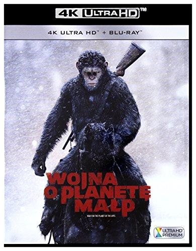 Planet der Affen: Survival [Blu-Ray] [Region Free]