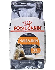 Royal Canin Feline Care Nutrition Dry Food for Hair and Skin, 2 Kg