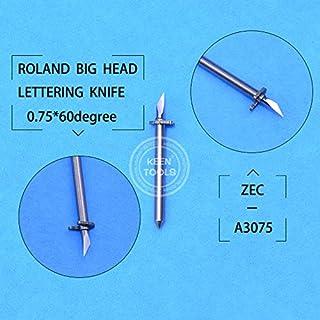 30PCS AAAAA Series Big Head Roland Cemented Carbide Blade vinyls Reflective Fiml Cutter ZEC-US025 ZEC-U3075 ZEC-A5022 ZEC-A3075 ZEC-U3100 SP-300 (ZEC-A3075)