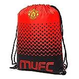 Manchester United Fade - Bolsa de gimnasio - - talla única