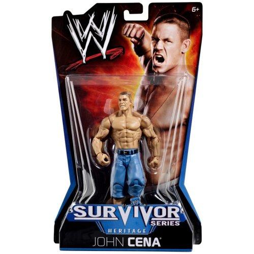 WWE - W9223 - Figurine - Survivor Series 2010 - John Cena