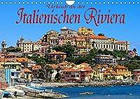 Urlaub an der Italienischen Riviera (Wandkalender 2022 DIN A4 quer): Von Sanremo bis zur Cinque Terre (Monatskalender, 14 Seiten )