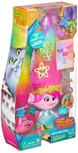 Hasbro Trolls E1471100 Trolls Poppy's Partyspaß, Puppe