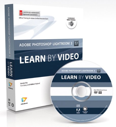 Adobe Photoshop Lightroom 3 Learn By Video