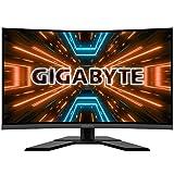 Monitor Gaming Gigabyte G32QC 32' 2560X1440VA 2K, Nero