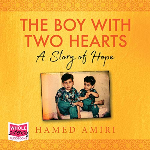 The Boy with Two Hearts cover art