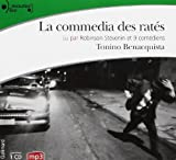 La Commedia des Rates CD - Gallimard - 27/09/2007
