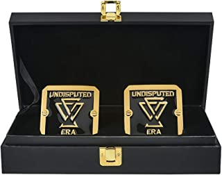 WWE Undisputed Era NXT Championship Side Plate Box Set