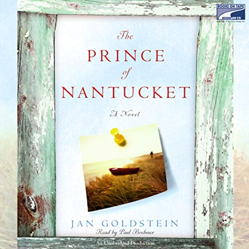 The Prince of Nantucket audiobook cover art